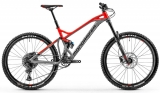 mondraker Dune, nimbus grey/flame red, 2020