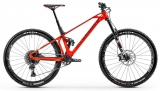 mondraker Foxy Carbon R 29, flame red/carbon, 2020