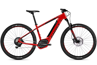 Ebike TERU Power Tube B5.9 Riot Red / Jet Black 2020