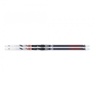 bežky Fischer Sports Crown EF + Binding (Tour Step)